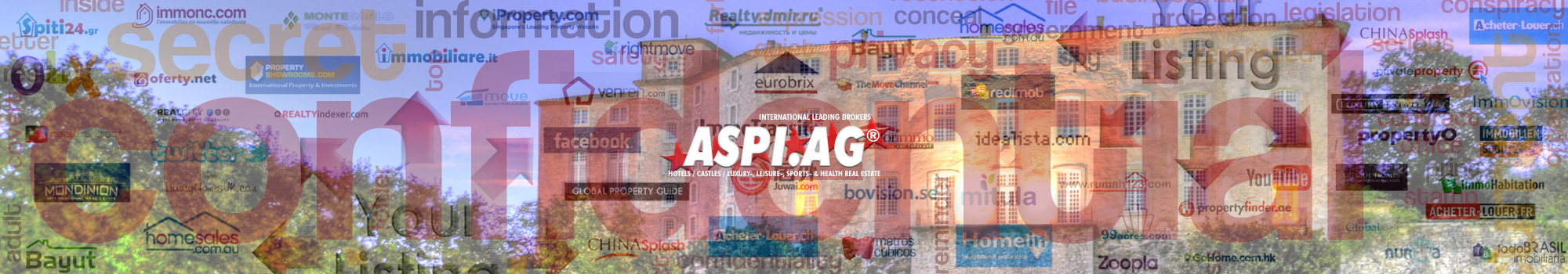ASPI AG Leading international expert broker for castles and historic properties