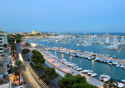 Azur_Mallorca_News_Palma de Mallorca und Hafen