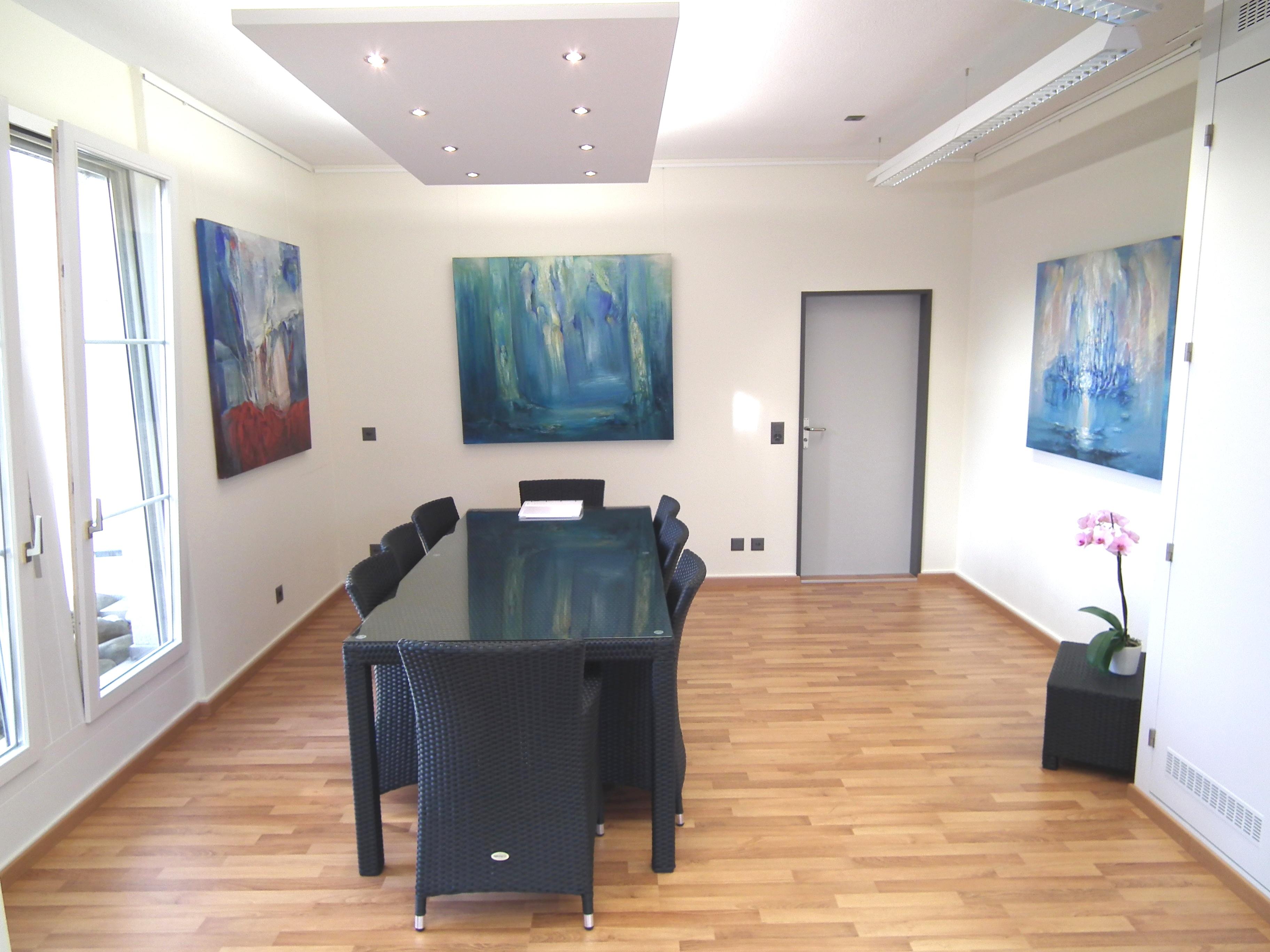Unser Sitzungszimmer