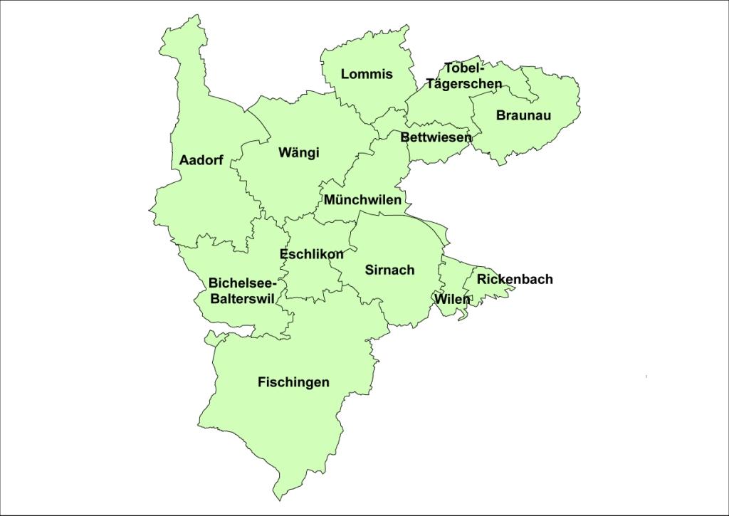 Bezirk Münchwilen