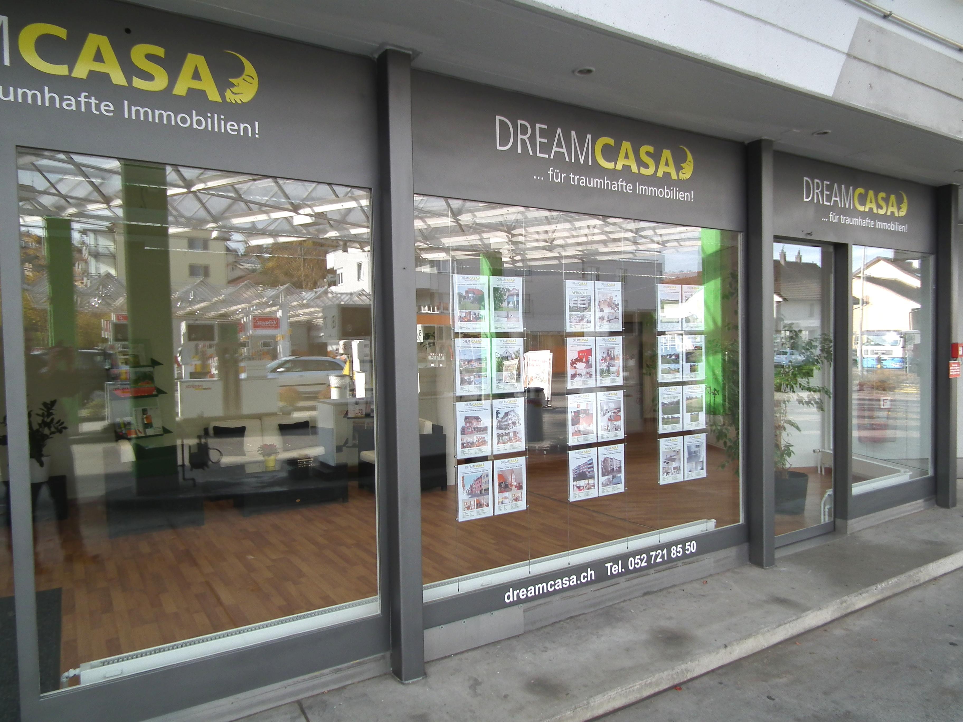 Geschäftsladen DreamCasa in Frauenfeld