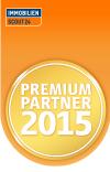Immobilien Scout Premium Partner 2015