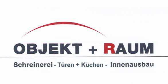 Logo Objekt und Raum