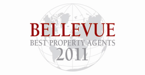 Bellevue Best Property Agent 2011