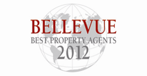 Bellevue Best Property Agent 2012