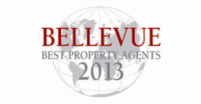 Bellevue Best Property Agent 2013