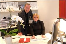 Norbert Marte und Maria Anna Stoppel