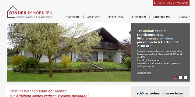 www.binder-immobilien.net