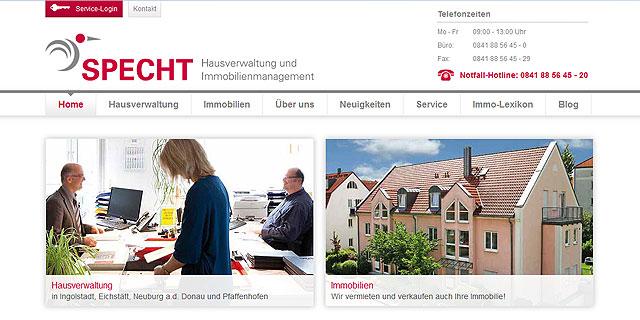 www.hausverwaltung-specht.de