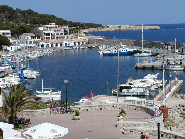 Immobilien am Hafen von Artà - Mallorca