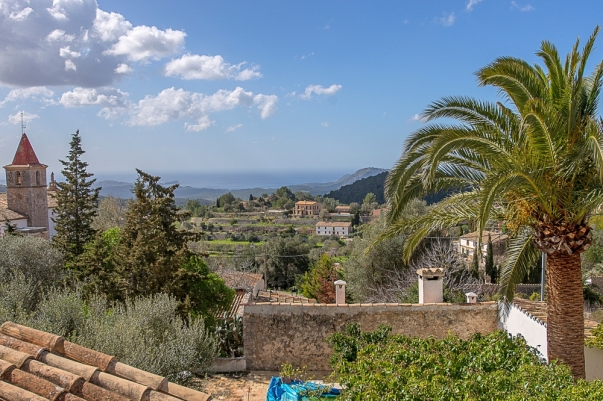 View to Galilea - popular properties on Mallorca