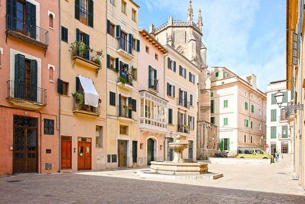 Palma de Mallorca - Altstadt