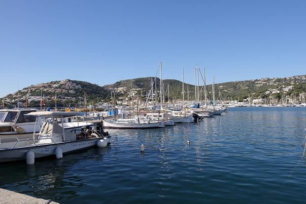 Hafen von Puerto de Andratx - Mallorca