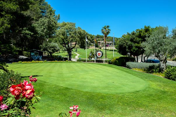 Golfplatz in Son Vida - Mallorca