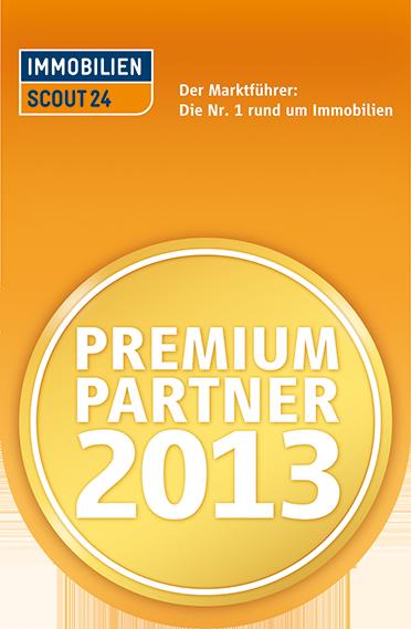 ImmobilienScout24 Premium Partner 2013