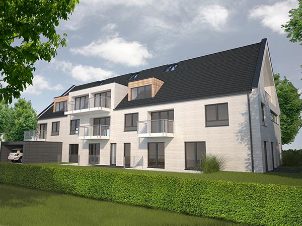 aktuelle Bauprojekte Immobilien Bottrop Kubitza