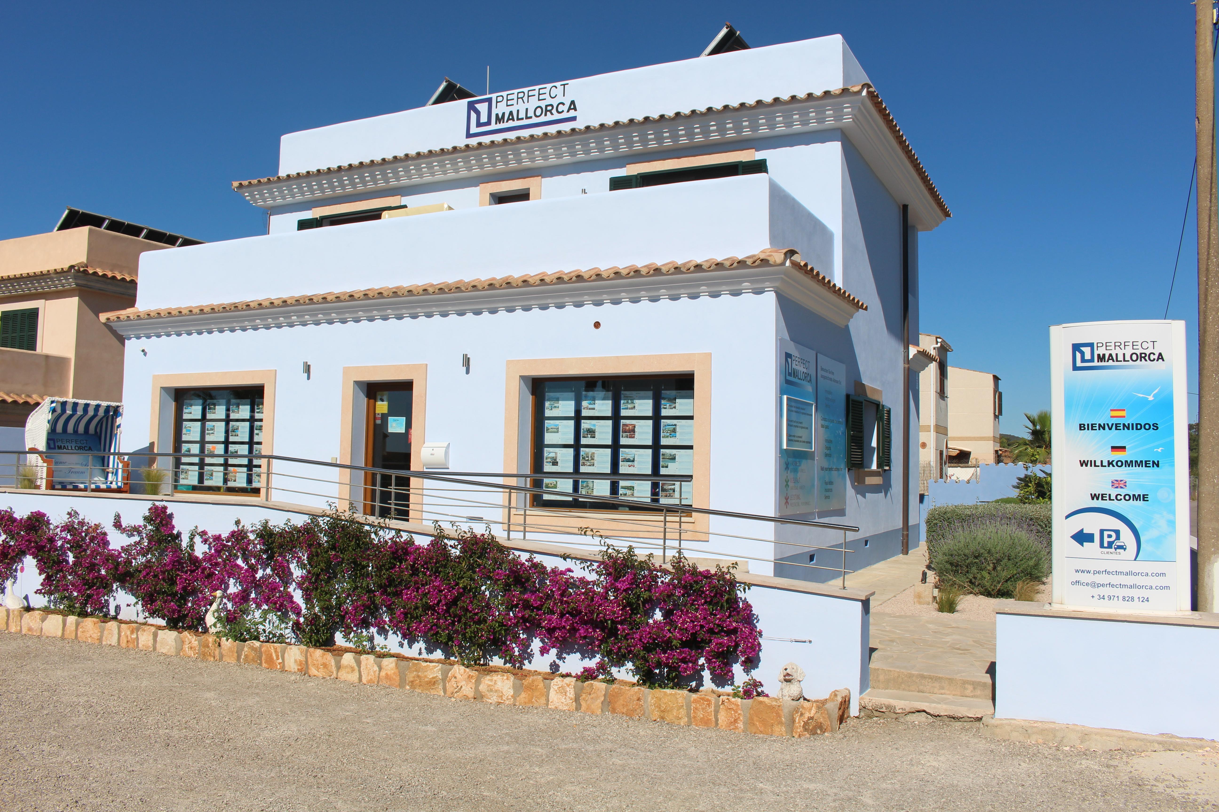 Perfect Mallorca - Service-Büro - Cala Murada