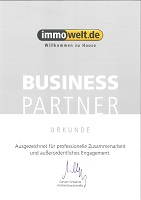 Buisness Partner Immowelt