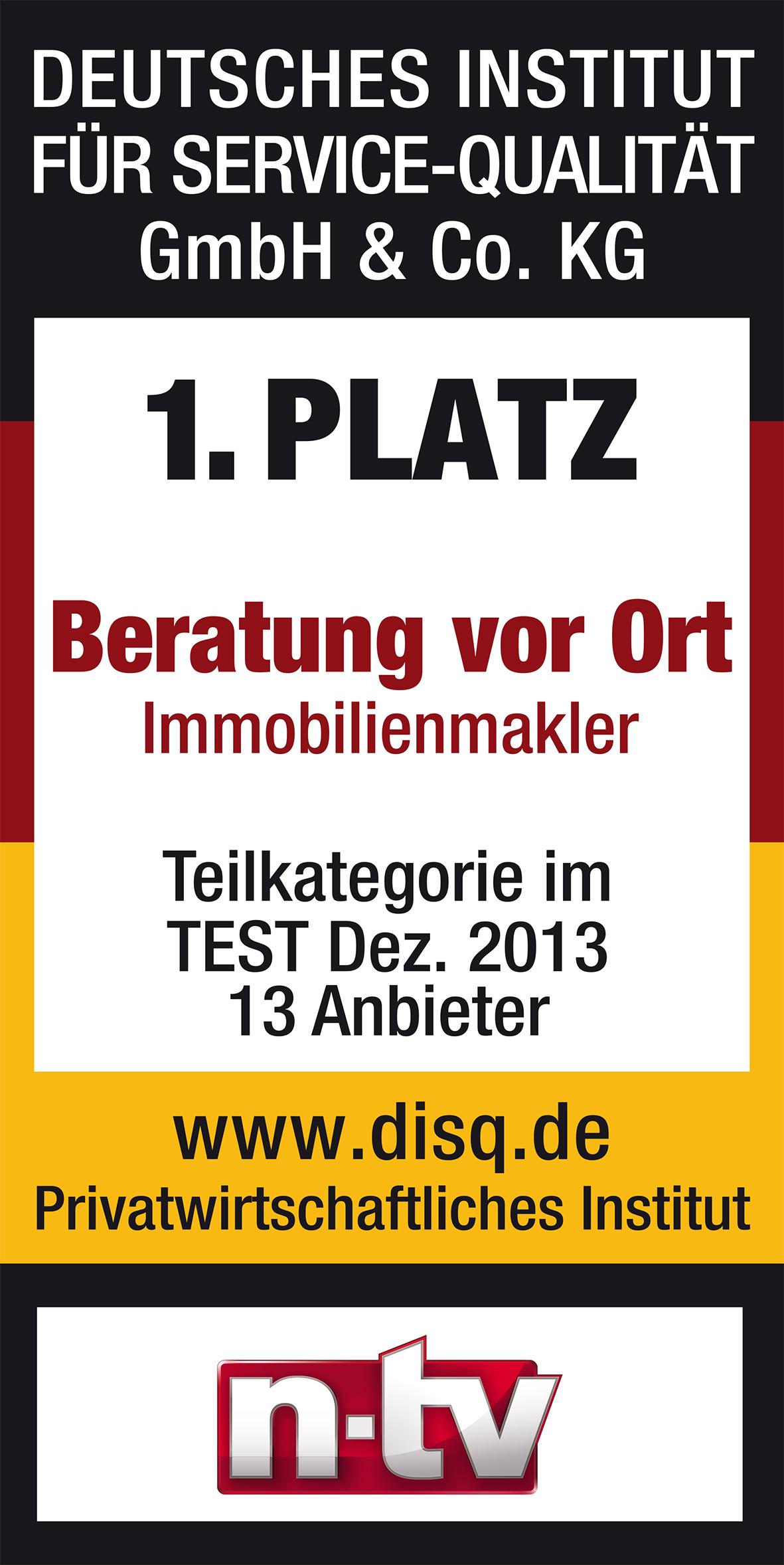 Immobilien-Greven-Auszeichnung