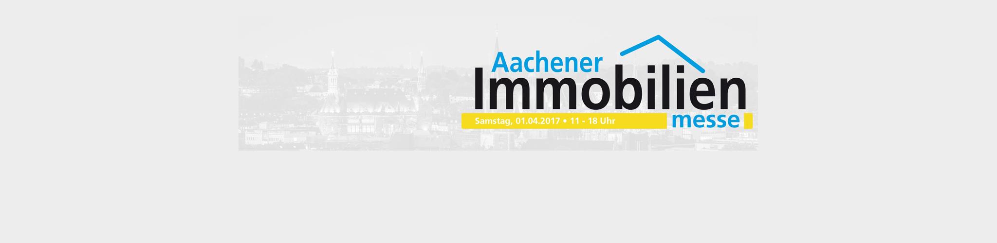 Immobilien Messe Aachen 2017