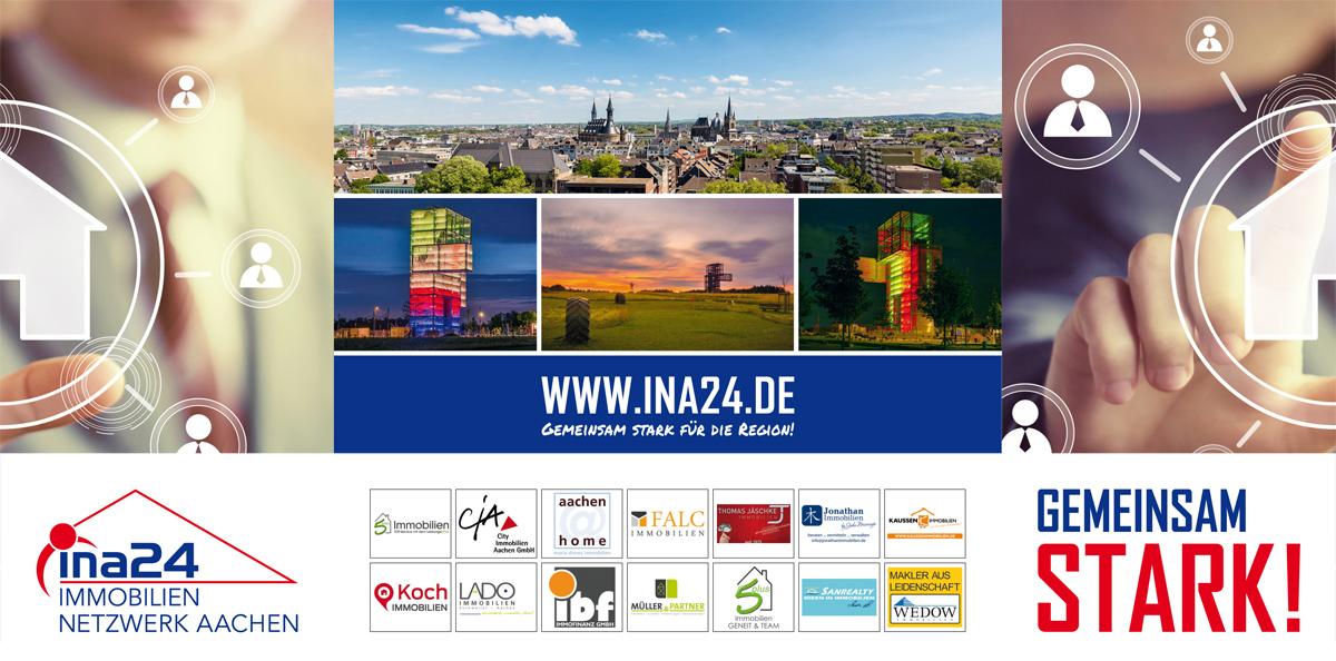INA24 Immobilien Netzwerk Aachen