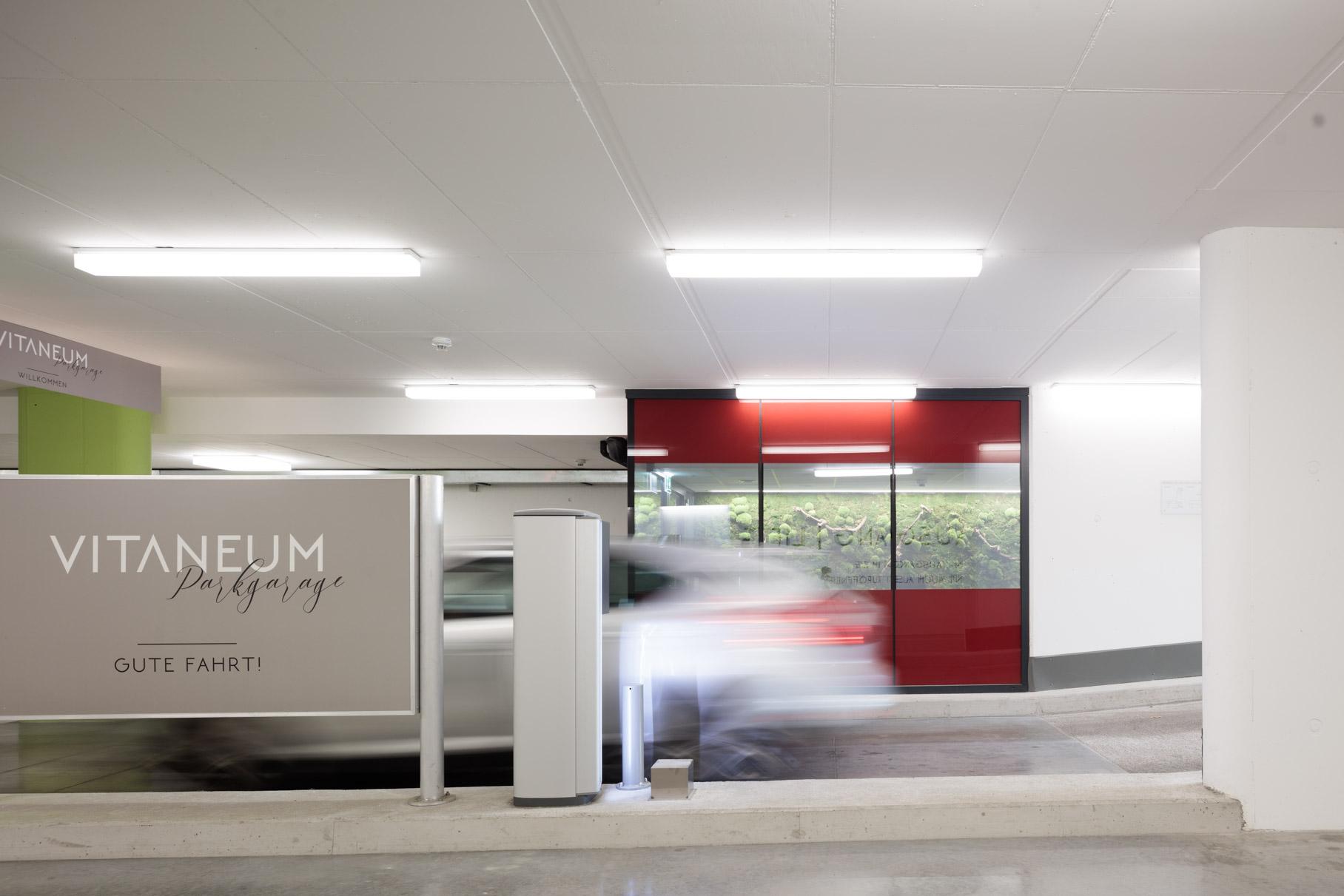Vitaneum Parkgarage