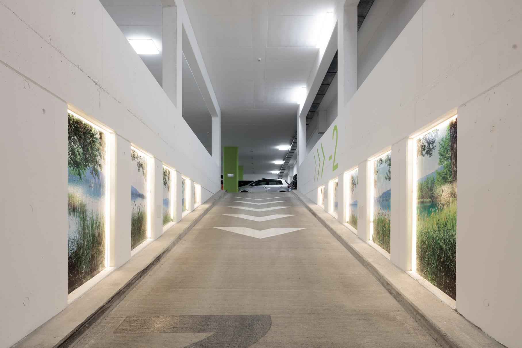 Parkgarage