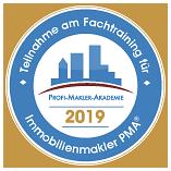 Faschtraining für Immobilienmakler 2019
