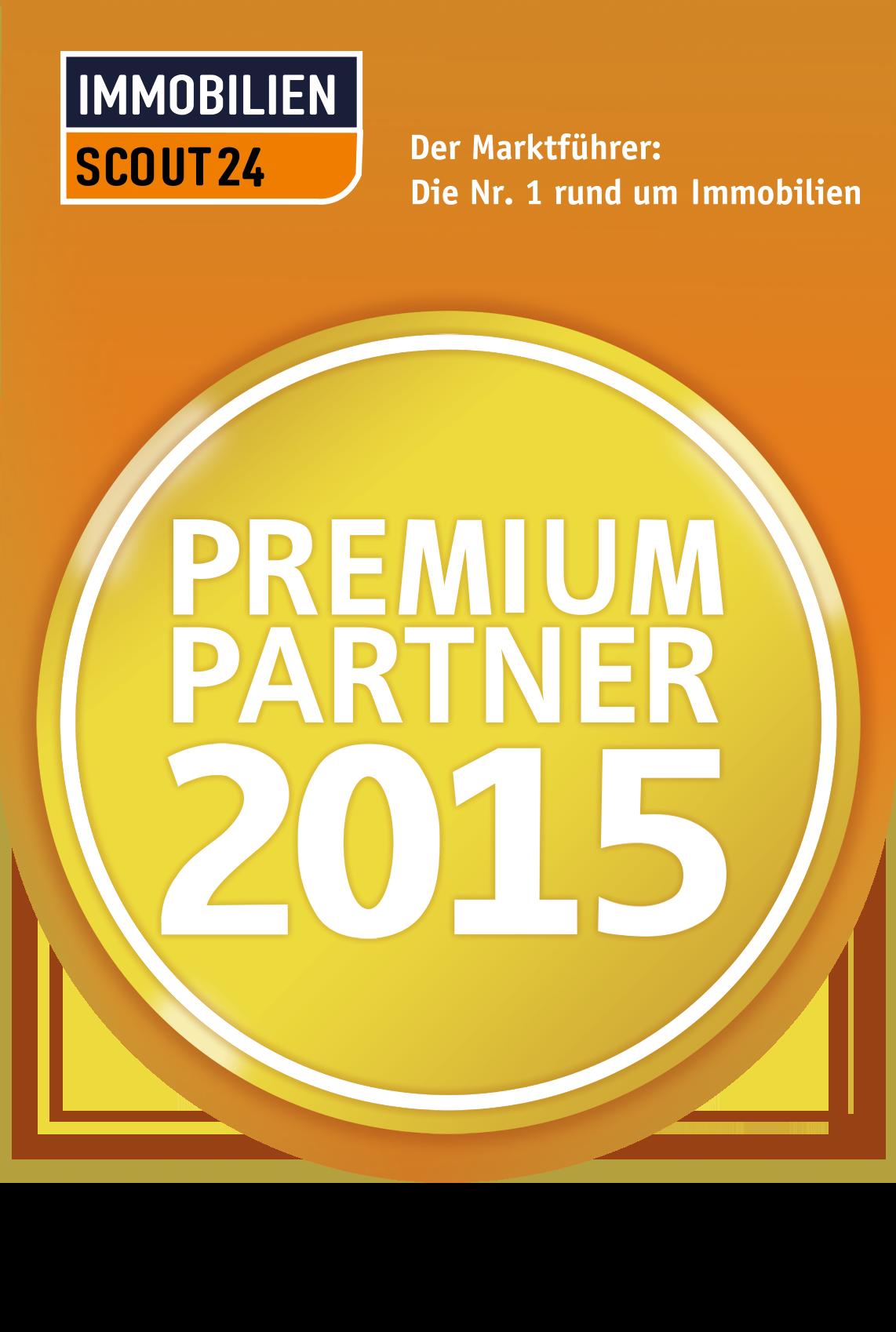 ImmobilienScout24 Premium Partner 2015
