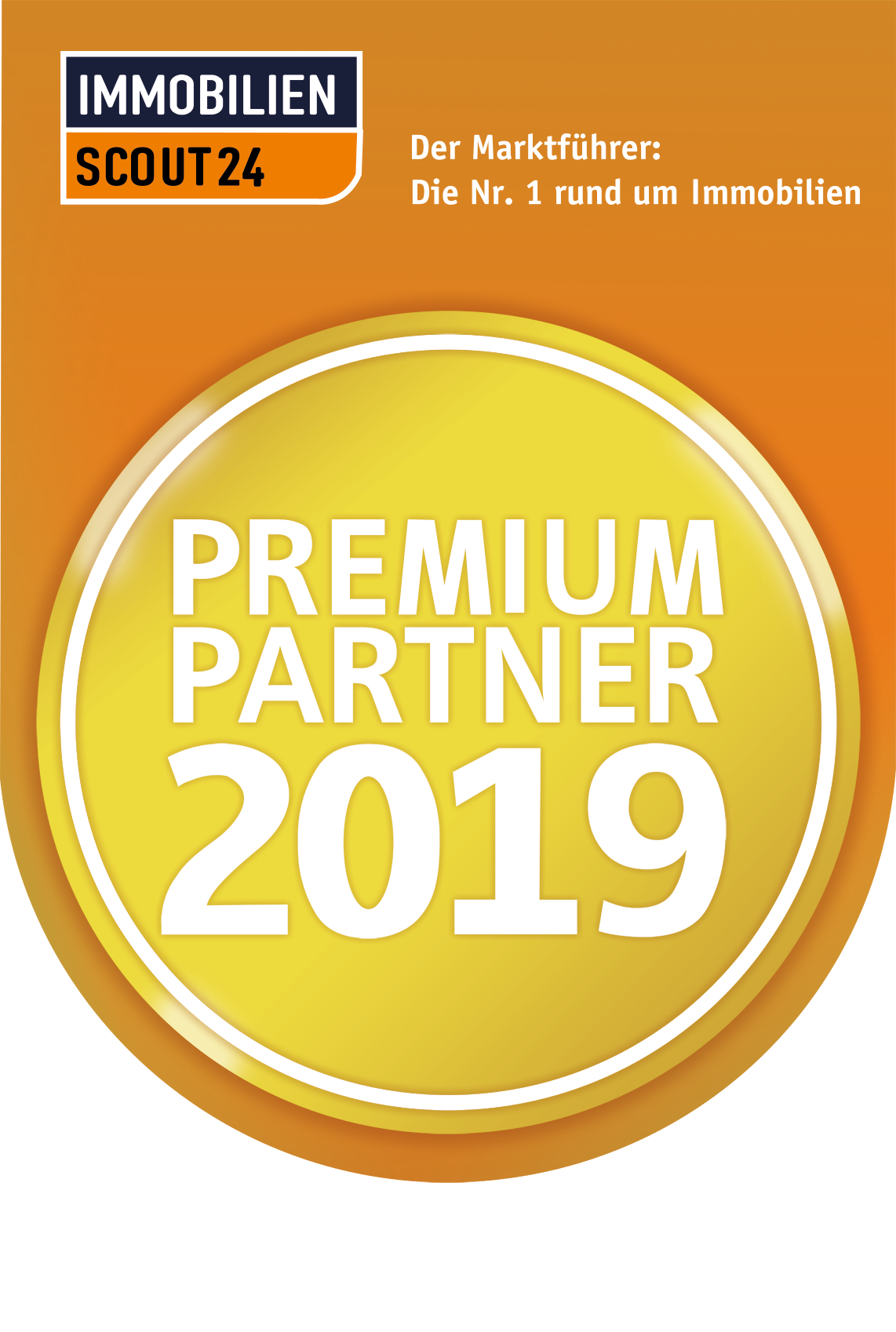 ImmobilienScout24 Premium Partner 2019