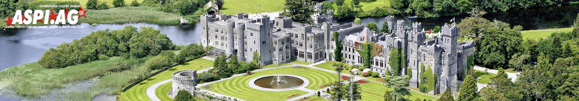Schloss Burg Luxusimmobilie weltweit kaufen bei Fachmakler ASP Luxusimmobilienmakler