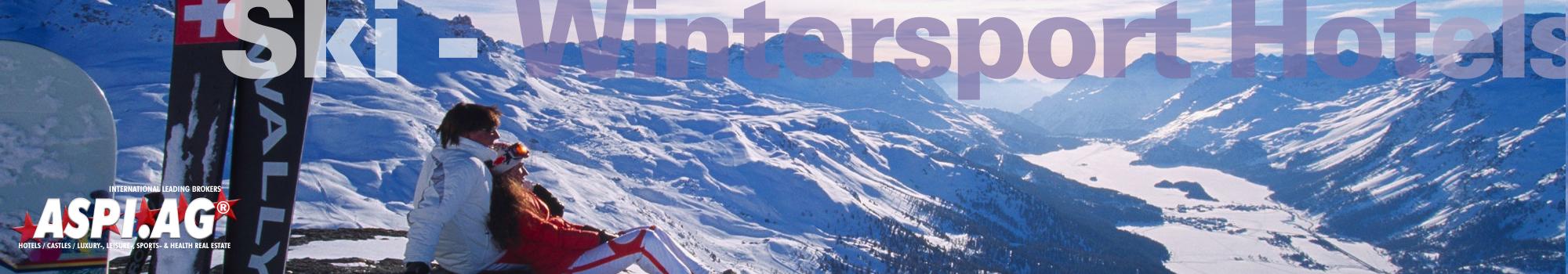 Skihotels Wintersporthotels for sale zu kaufen pachten bei ASP Hotelmakler