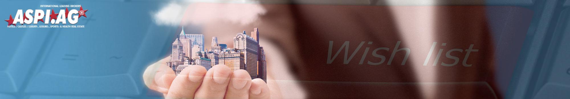 Gastro Immobilie kaufen pachten bei Hotelmakler ASPI AG