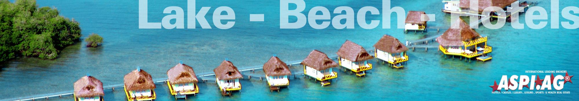 Beachhotel beach resor Strandhotels Seehotel kaufen bei Hotelmakler ASPI AG