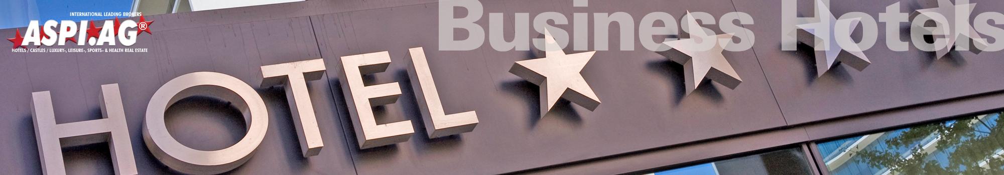 Businesshotel Tagungshotel kaufen pachten Hotelmakler ASP
