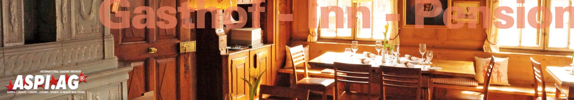 Gasthof Pension Appartementhaus kaufen verkaufen pachten bei Hotelmakler ASP