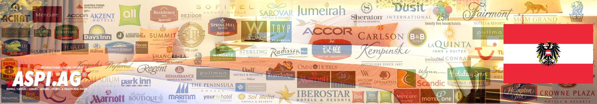 Hotels for sale in Austria, Österreich, Tyrol, Salzburg, Vienna, Kärnten, Steiermark, Burgenland, Vorarlberg, Ober- und Niederösterreich