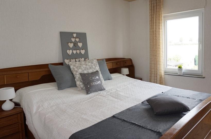 Schlafzimmer nach Homestaging