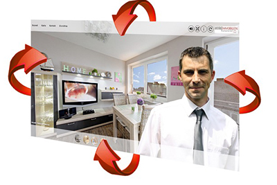 Virtuelle Rundgänge durch Ihre Immobilie