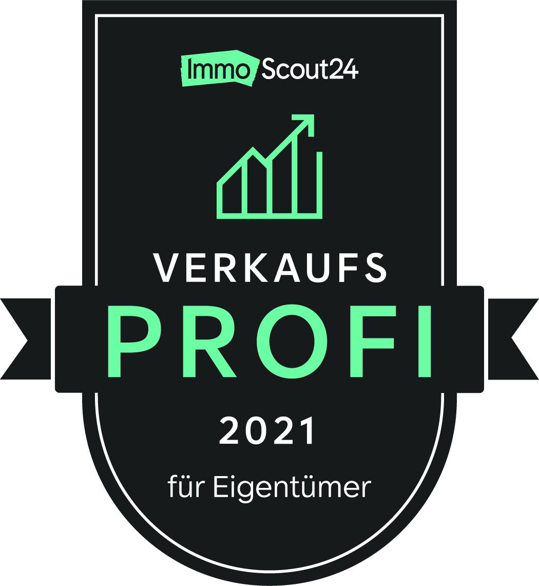 ImmobilienScout24 Premium Partner 2021