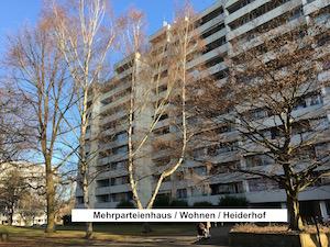 Mehrparteienhaus in Bonn