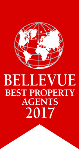 Logo Bellevue Best Property Agents 2017