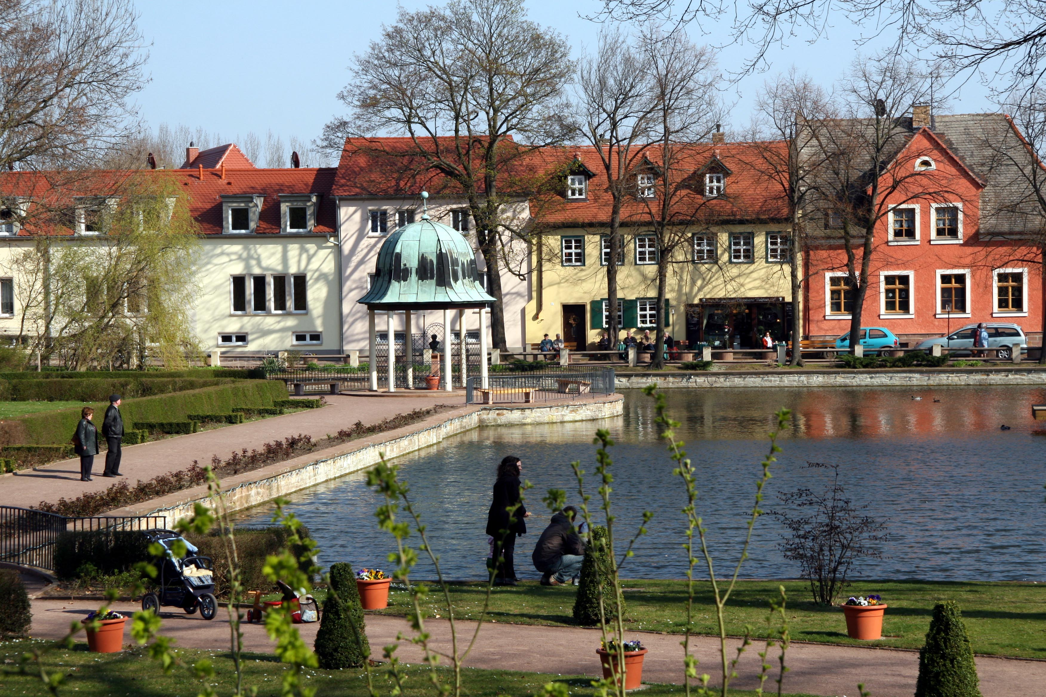 Ihr Immobilienmakler für Bad Lauchstädt
