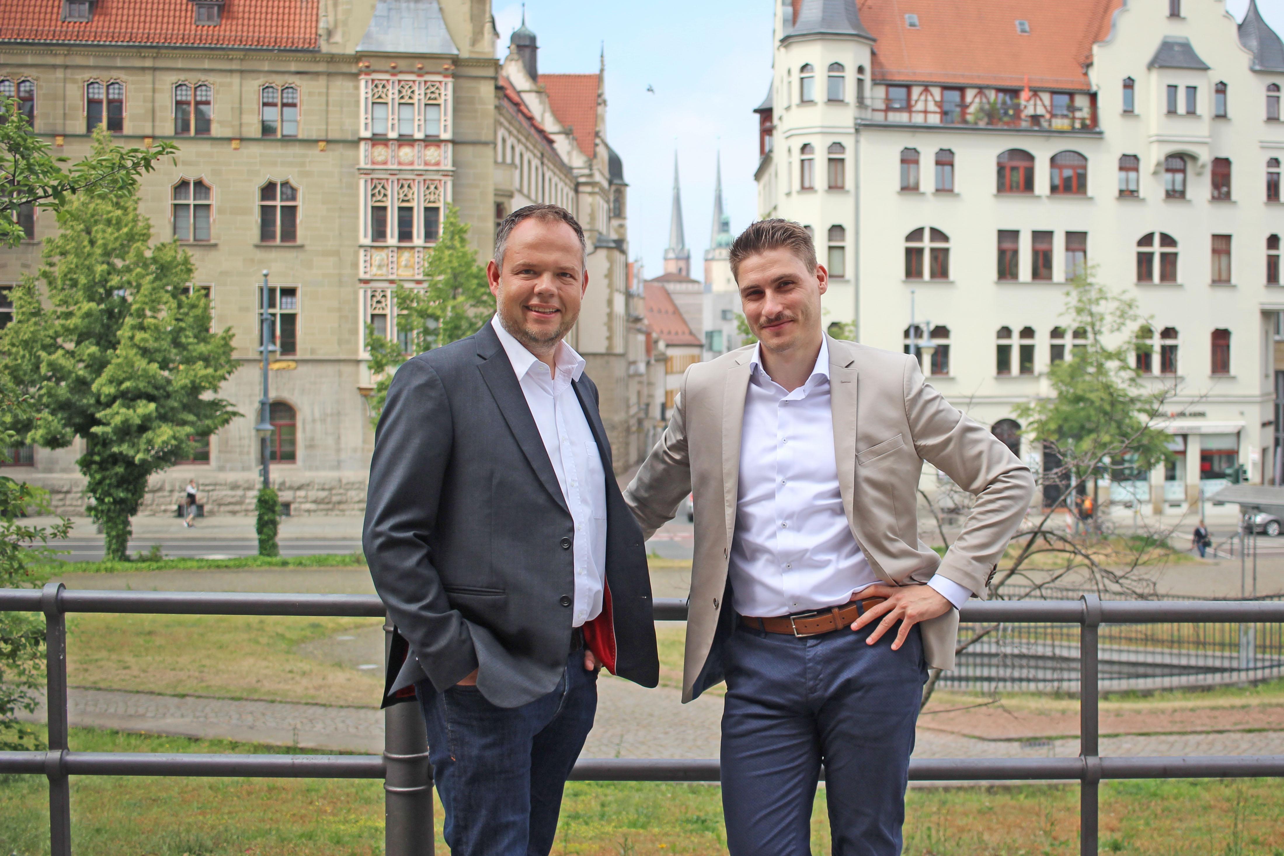 Herholdt und Sporbert | HS Immobilienberatung | Filialen in Merseburg, Leipzig und Mansfeld