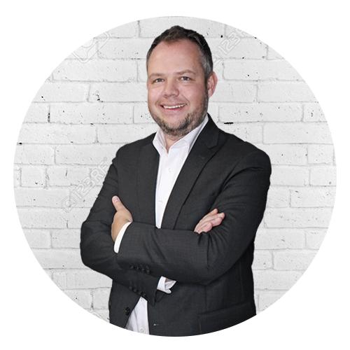 Geschäftsführer Hagen Herholdt