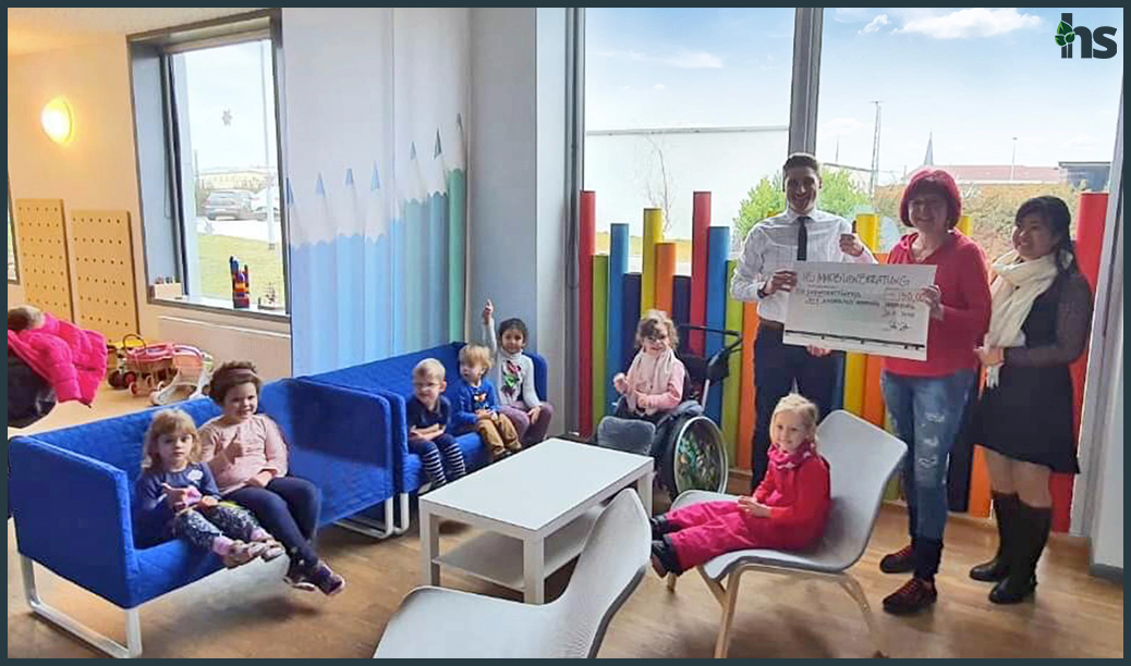 Integrative Kindertagesstätte Kinderland Merseburg