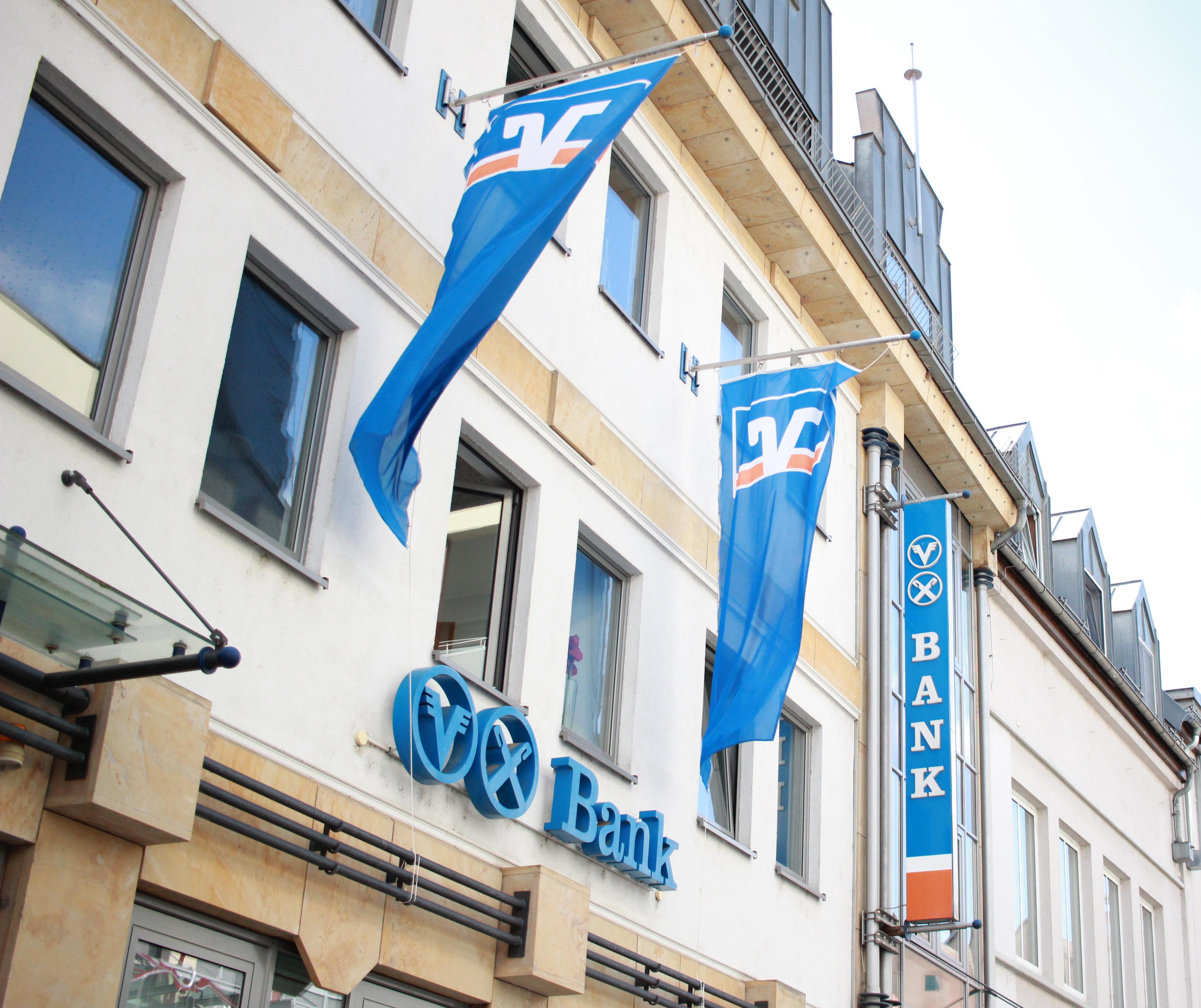 Volks- und Raiffeisenbank Saale-Unstrut Standort Merseburg