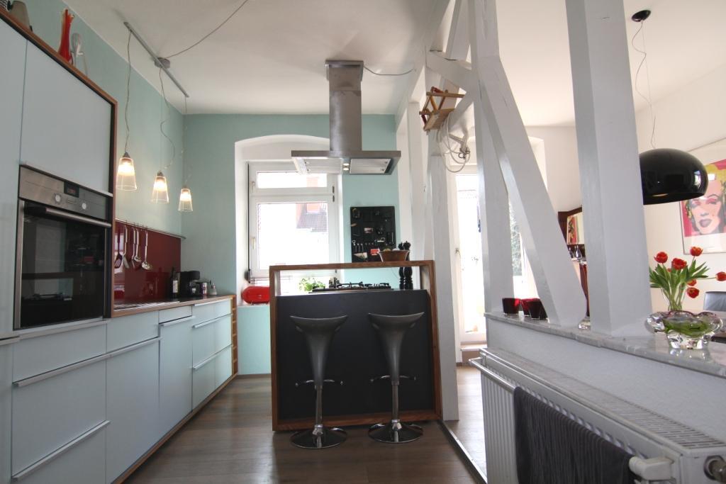 Heidelberg Neuenheim Verkauf Jugendstil Maisonette Wohnung