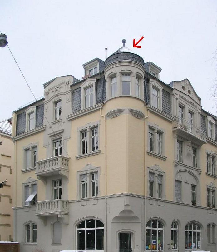 Heidelberg Altstadt Vermietung Luxuswohnung