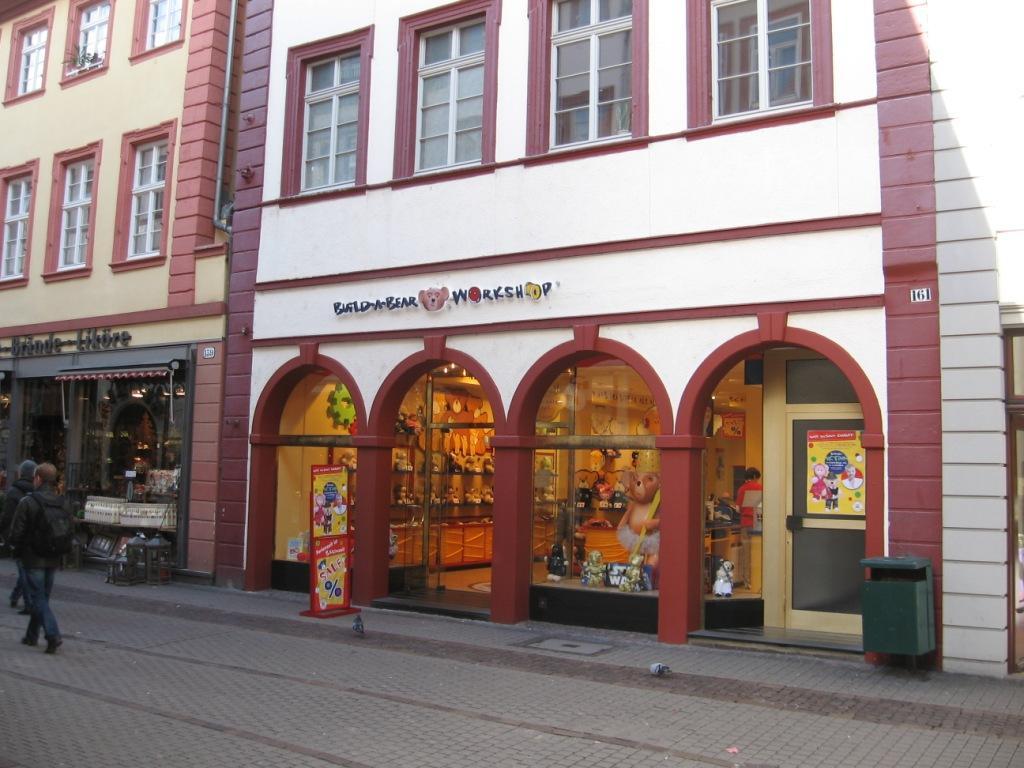 Ziegelhausen Vermietung Maisonettewohnung